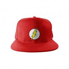 Oficial Dc Comics-Flash Escudo-Snapback Gorra de béisbol