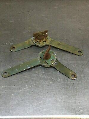 Willys Window Adjustment Arm set  CJ2A M37 M35 M809 M123 7373327 Windshield