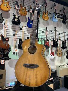 Breedlove Pursuit Exotic Companion CE Acoustic-Electric Guitar - Prairie Burst