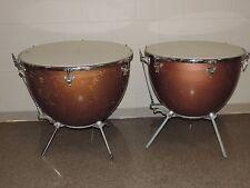 Ludwig Timpani Drums 26 and 29 Machine Tympani Free Shipping