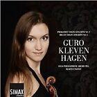 Prokofiev: Violin Concerto No. 2, Bruch: Violin Concerto No. 1 (2014)
