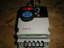 Ab Powerflex 4m 22f B017n103 Series A Frequency Drive 200 240vac 3ph In 1