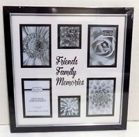 Friends - Family - Memories Collage 6 Picture Frame ( )