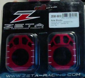Zeta-Axle-Blocks-RED-Honda-CR-92-07-CRF250-R-X-CRF450-R-X-02-2014-ZE93-5013