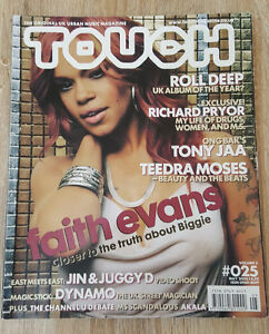 TOUCH-MAGAZINE-FAITH-EVANS-LISA-MAFFIA-ROLL-DEEP-DYNAMO-RICHARD-PRYOR-MAY-2005