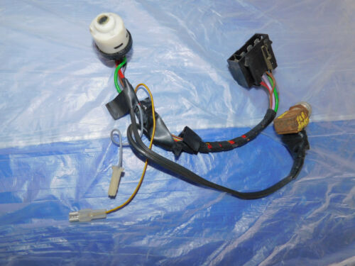 BMW E28 EARLY 525i 528i 535i M535i Ignition Switch 7-PIN Ref Part 1375112