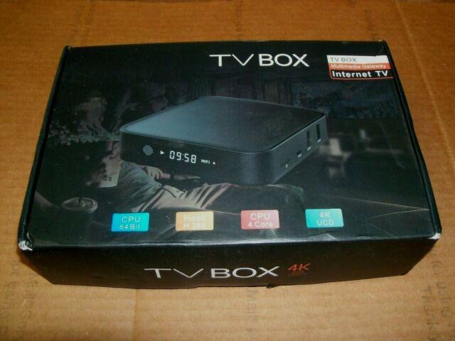 T95M 4k S905X Android 6.0 Smart TV Box Amlogic Quadcore 2GB 8GB Wifi Set-top box