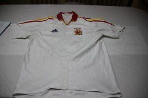 CAMISETA-Futbol-SELECCION-ESPANA-MARCA-FEF-ADIDAS-034-M-034-7-RAUL-Gonzalez-Blanco