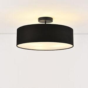 Détails sur Plafonnier Luminaire de Plafond Lustre Lampe de Chambre 3xE27
