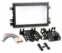 Car Stereo Installation Solution For Select 2005-10 Ford/mercury Vehicles