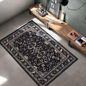 Carpets Rugs Cream Navy