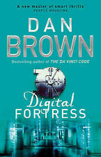 Digital Fortress by Dan Brown Paperback Book Author Of The Da Vinci Code 2009