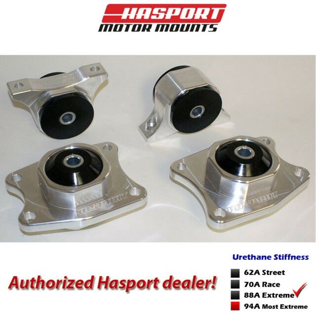 HASPORT APDIFF-70A 2000-09 S2000 Rear Differential Mounts