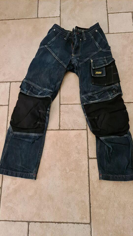 Snickers håndværker jeans 144