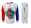 PL16031 pigiama bimbo manica lunga caldo cotone interlock PJMASKS art