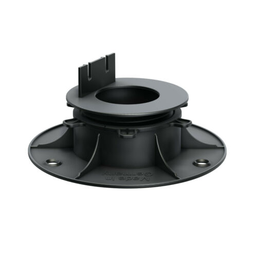 Hoesch /& Rubner terrazze magazzino base Deck metti i piedi regolabile 40-250 mm