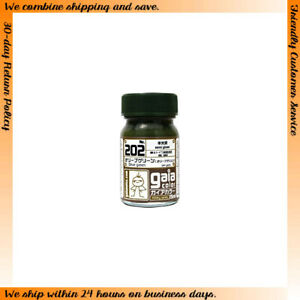 GaiaNotes-Lacquer-Paint-Olive-Green-15ml