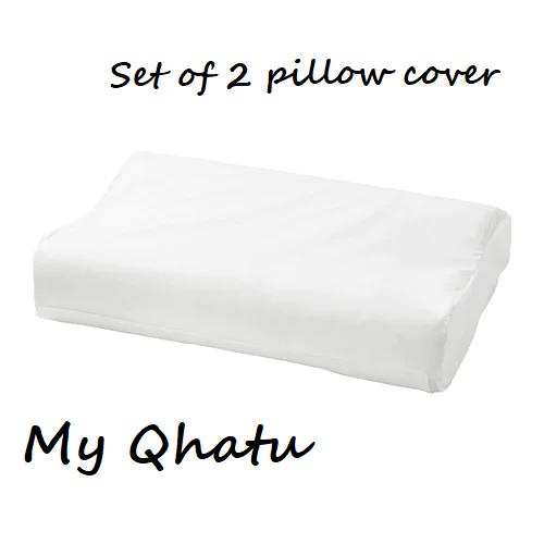 Pillowcase Memory Foam Pillow Cover