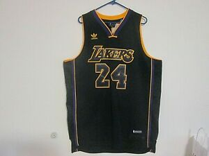 ADIDAS LAKERS KOBE BRYANT LIMITED EDITION SUPER RARE (L) JERSEY ...