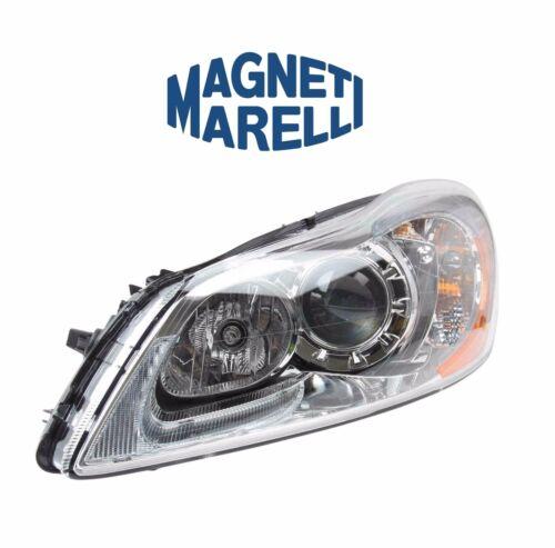 For Volvo C30 Hatchback 2010-2013 Driver Left Halogen Headlight Assembly Marelli