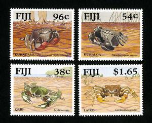 Fiji-Stamps-645-8-VF-OG-NH