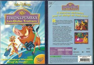 DVD - WALT DISNEY : TIMON ET PUMBAA - LES GLOBE TROTTERS / COMME ...