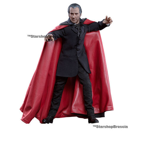 CICATRICES OF Dracula - Count Dracula Dracula Dracula Christopher Lee 1/6 Figurine 12
