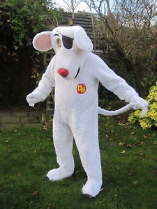 Delightful Image Is Loading Hire A 80 039 S Dangermouse Mascot Costume