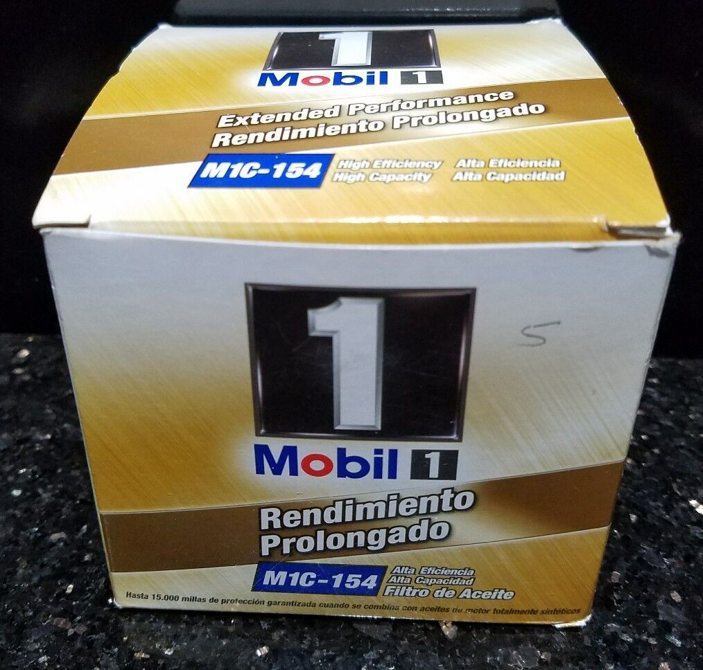 Pack of 2 Mobil 1 M1C-154 Extended Performance Oil Filter