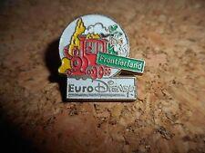 "Pin's - Eurodisney  ""Frontierland"""