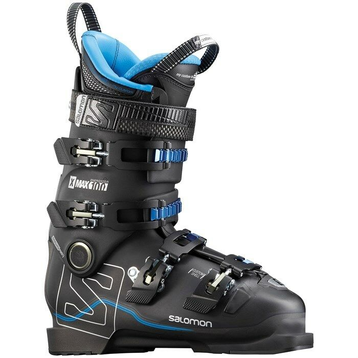 Salomon X Max 100 New 2018 Mens Ski Boots Size 29.5