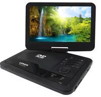 Lenoxx 10.1 Inch Portable Dvd Player Swivel Screen Pdvd1000 Dvd/cd/mp3/mp4.divx