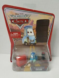"/""Pit Crew Member Guido/"" 2015 Card Combined Postage DISNEY CARS DIECAST"