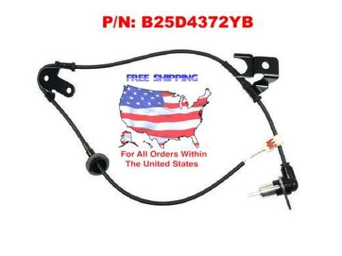 ABS Wheel Speed Sensor Rear Left DriverSide for 99-2003 Mazda Protege Protege5