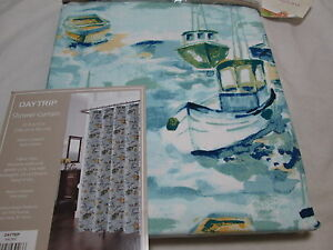 Image Is Loading Richloom Home Fashions DAYTRIP PACIFIC Shower Curtain Teal