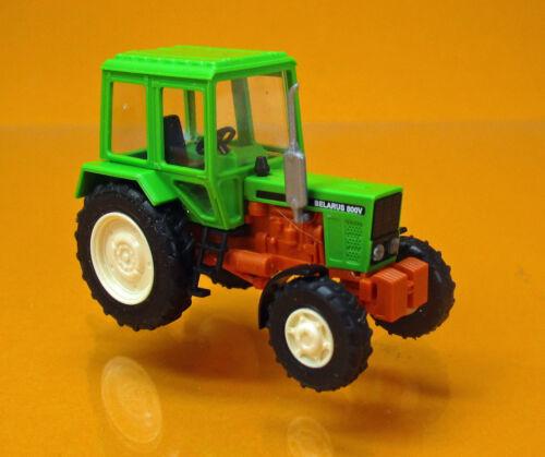 Busch 51306 Traktor Belarus 800 V Uniost GmbH Westeuropa Importeur Scale 1 87