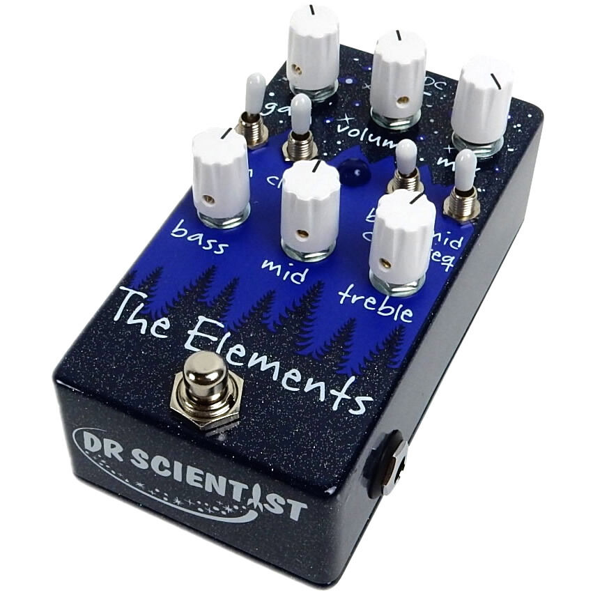 Dr. Scientist The Elements Pedal NEW AUTHORIZED DEALERS  Wilderness