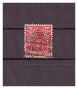 Deutsches-Reich-MiNr-145-KBS-Duisburg-09-10-1920