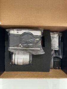 Fujifilm X-A10 16MP fotocamera Digitale Mirrorless/XC16-50MM F3.5-5.6 IOS 2 Fuji R