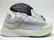 6a8d8773a44f Nike Zoom Fly SP Sz 9 Summit White Volt Neon Glow Aj9282 107 for ...