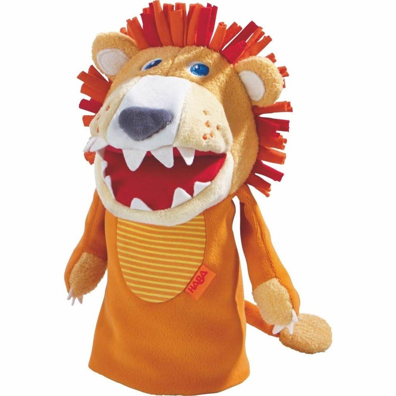 Haba 302524 Glove puppet Lion