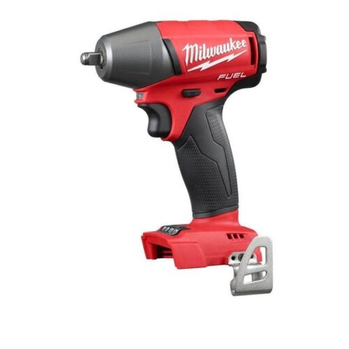 Cordless 18 Volt Li Ion 3//8 Inch Impact Wrench Brushless Friction Ring Bare Tool