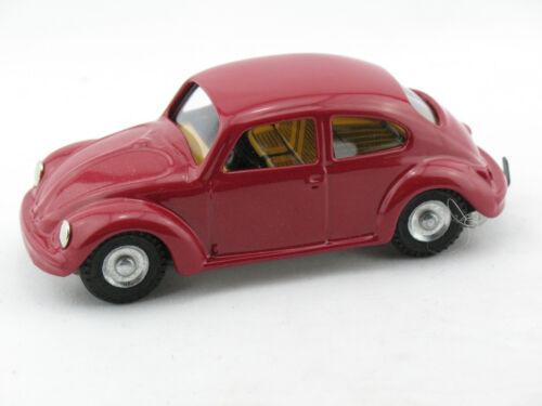 CKO Replica von KOVAP 0640r Blechspielzeug rot VW Käfer
