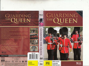 Guarding-The-Queen-2007-150-Minutes-Soldier-DVD