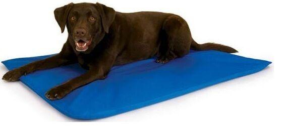 NEW Enhanced KH1790 Large Indoor Indoor Indoor or Outdoor Cool Bed III Blau Dog Pet Pad Bed 94e535