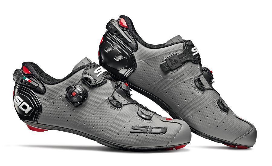 Schuhe SIDI WIRE 2 CARBON MATT GRIGIO OPACO/NERO NEW 2019