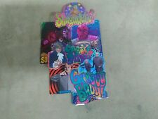 10 different Austin Powers 1999 The Spy Who Shagged Me Movie Prism//Prizmatic Stickers.