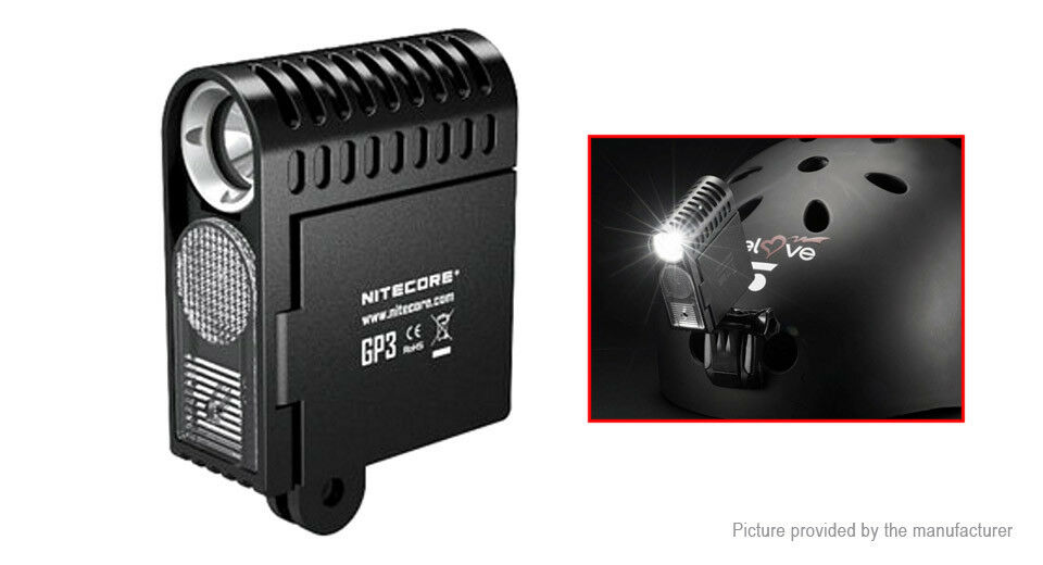 Nitecore GP3 Action Camera Light