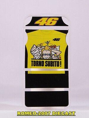 1:12 Pitboard  pitboards Valentino Rossi Mugello Torno Subito 2010 n minichamps