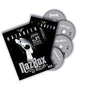 Nazareth - The Naz Box (CD, 4-Disc Box Set) . FREE UK P+P ......................
